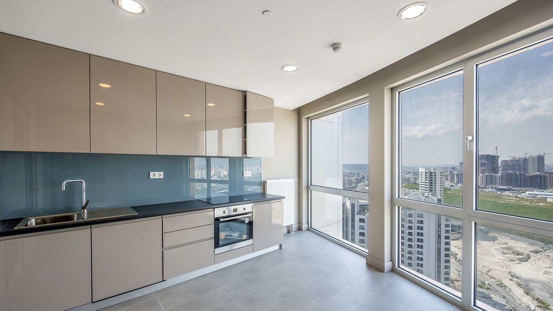 sea view property istanbul atakent towers 22