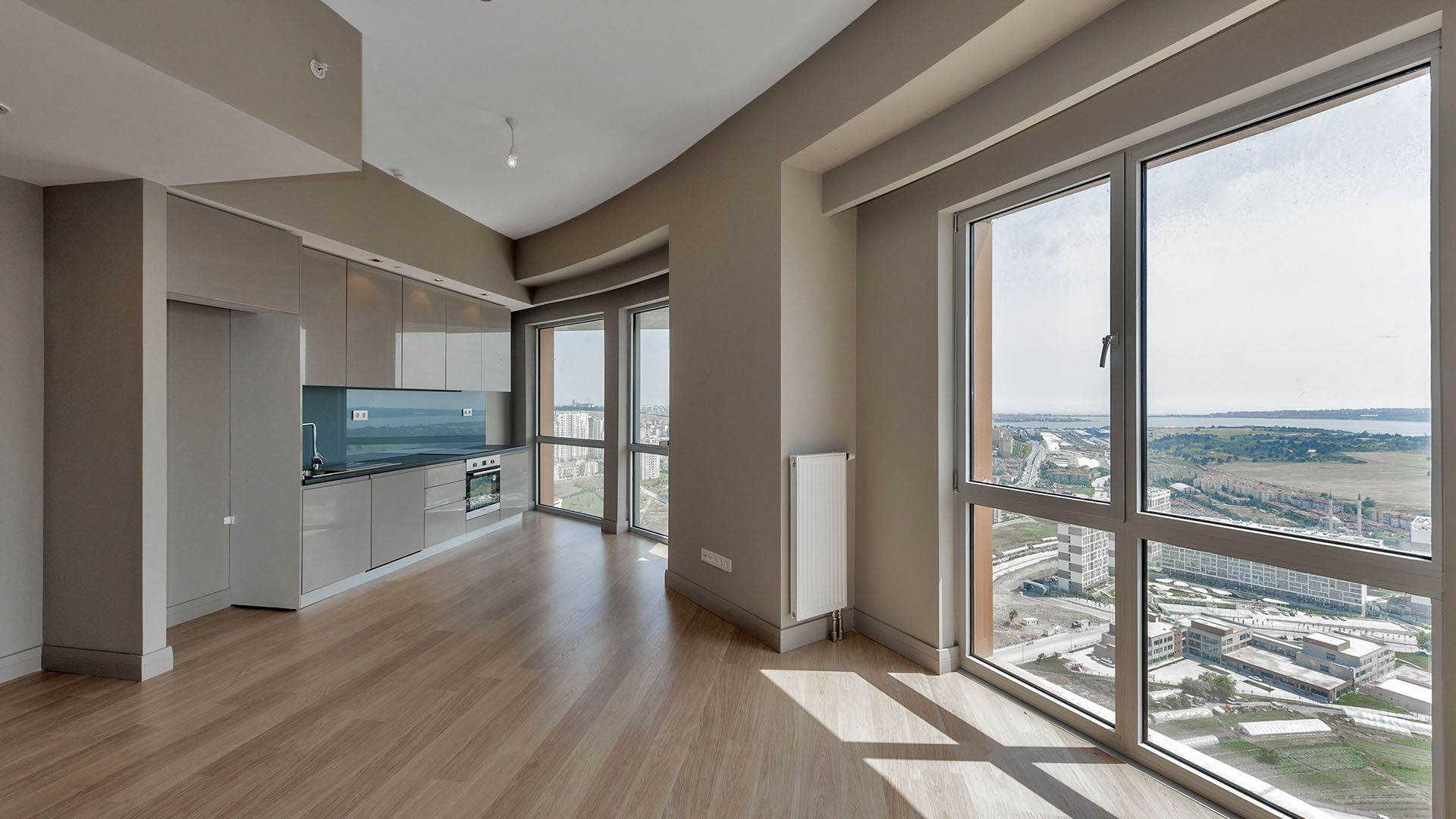 sea view property istanbul atakent towers 23