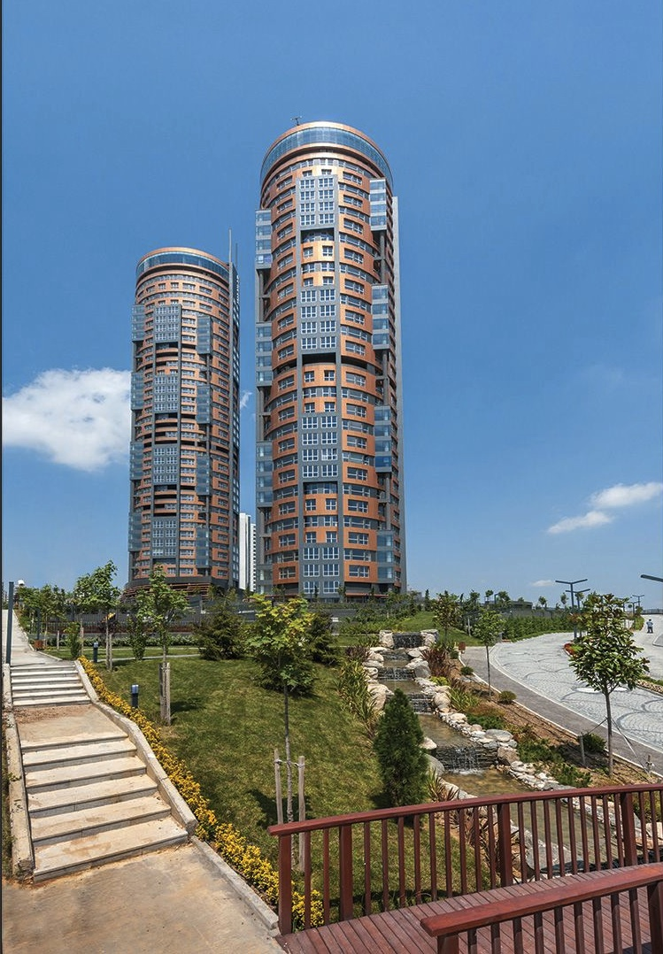 sea view property istanbul atakent towers 2