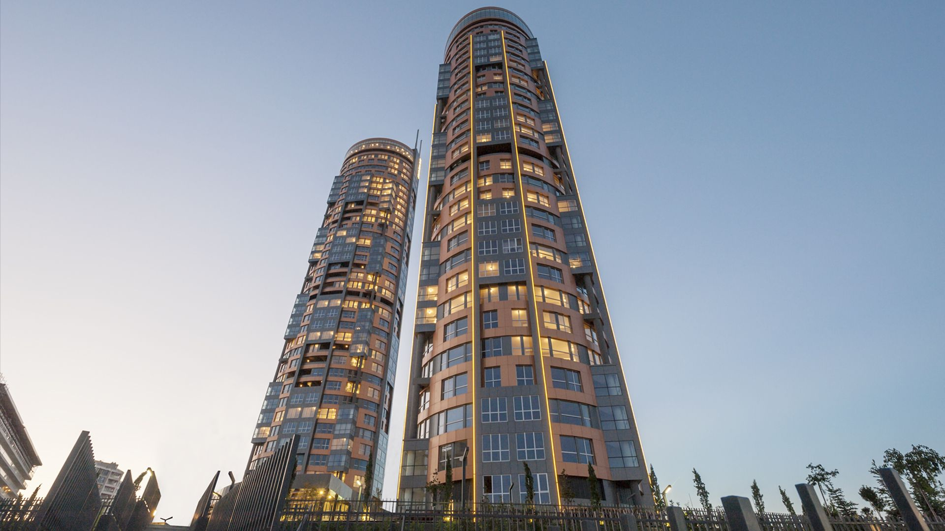 sea view property istanbul atakent towers 16