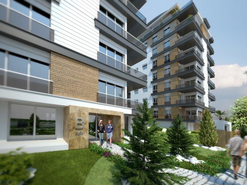 Buy Complex Apartment in Antalya 2
