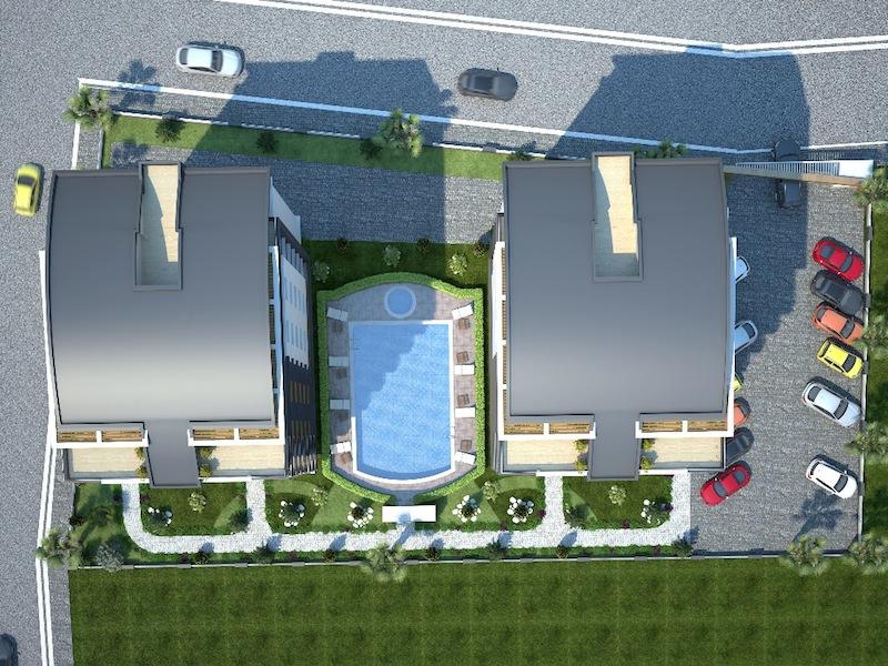 Buy Complex Apartment in Antalya 8