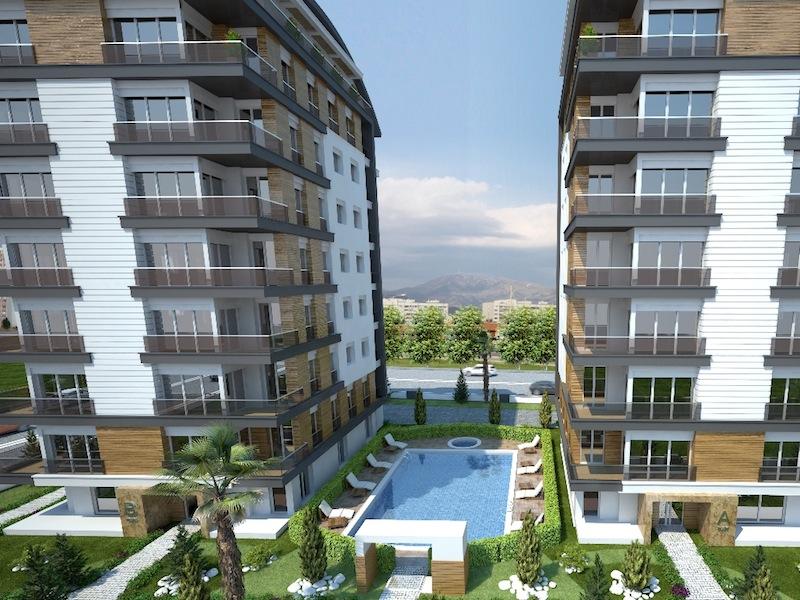 Buy Complex Apartment in Antalya 9
