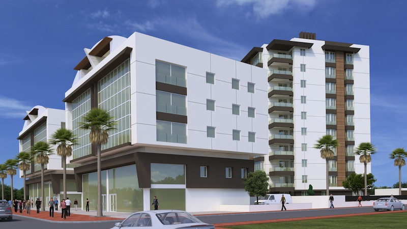 Buy Complex Apartment In Konyaalti Antalya 11