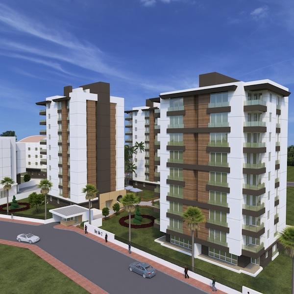 Buy Complex Apartment In Konyaalti Antalya 15