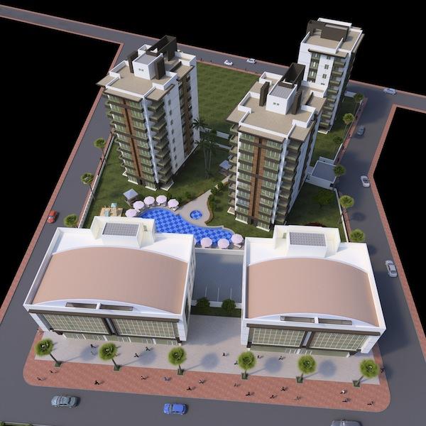 Buy Complex Apartment In Konyaalti Antalya 16