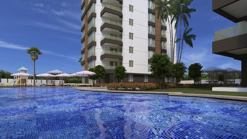 Buy Complex Apartment In Konyaalti Antalya 2