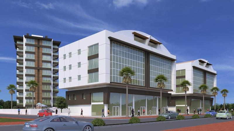 Buy Complex Apartment In Konyaalti Antalya 3