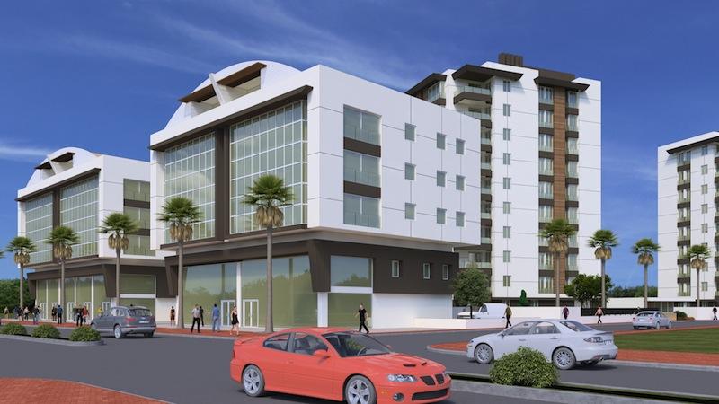Buy Complex Apartment In Konyaalti Antalya 5