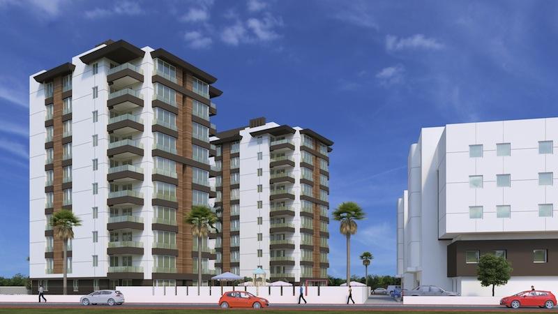 Buy Complex Apartment In Konyaalti Antalya 9