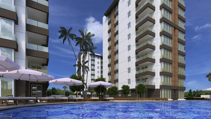 Buy Complex Apartment In Konyaalti Antalya 1