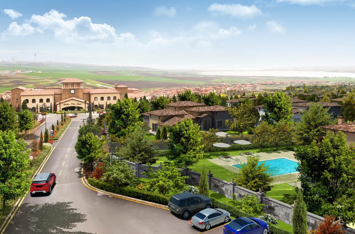 Buy Luxury Villa in Turkey Istanbul 3