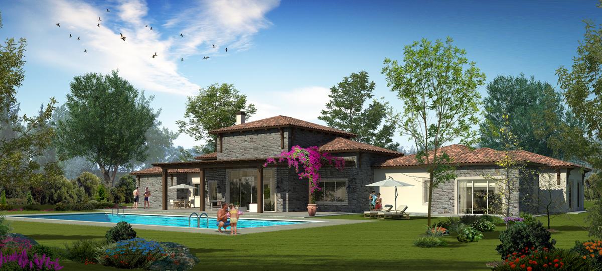 Buy Luxury Villa in Turkey Istanbul 1