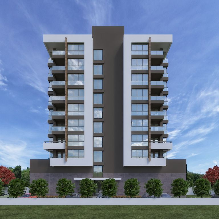 Complex City Center Property in Antalya 11