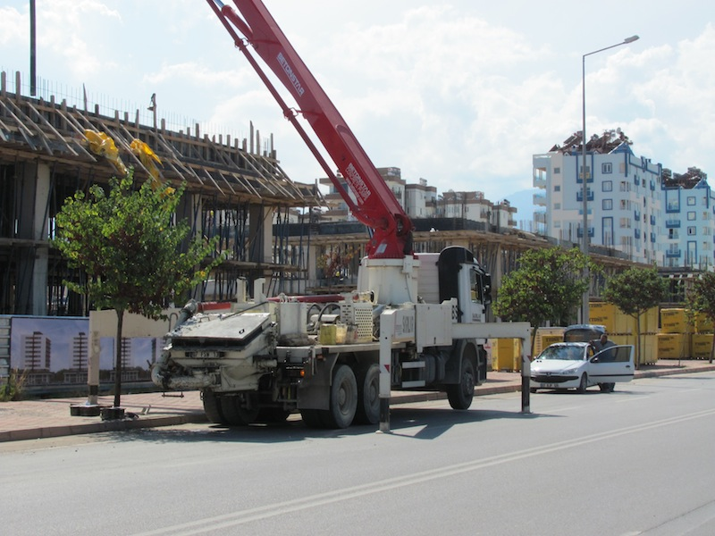 Complex City Center Property in Antalya 13