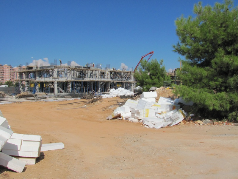 Complex City Center Property in Antalya 16