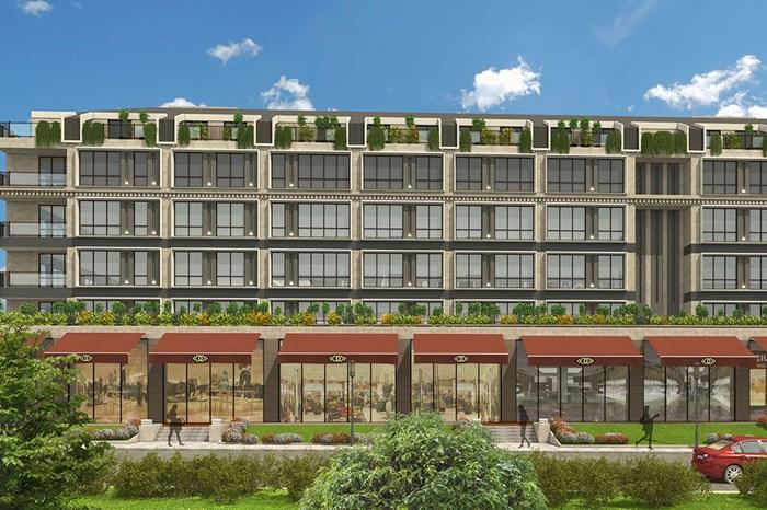 Duplex Apartment For Sale Istanbul 6
