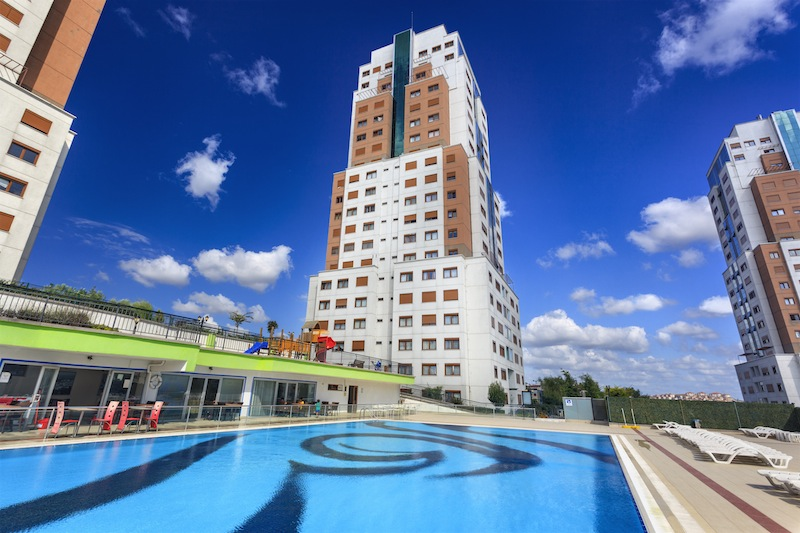 Estate Towers In Istanbul For Sale 3