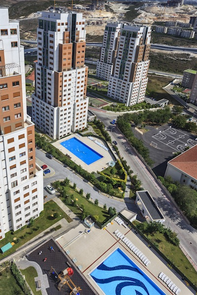 Estate Towers In Istanbul For Sale 5