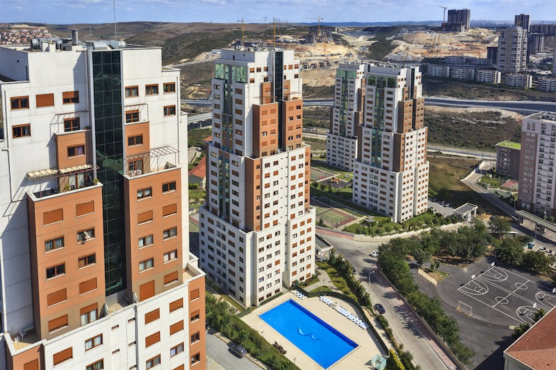 Estate Towers In Istanbul For Sale 6