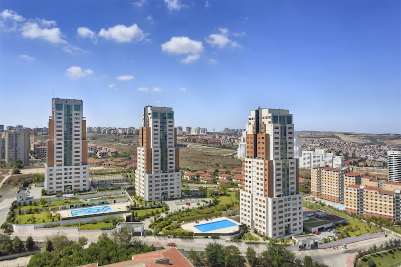 Estate Towers In Istanbul For Sale 10