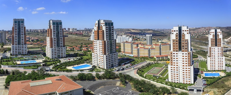 Estate Towers In Istanbul For Sale 11