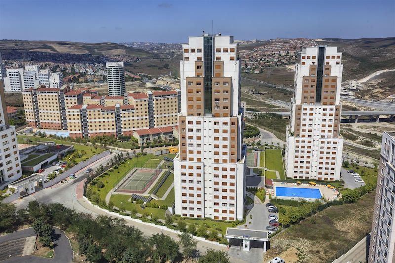 Estate Towers In Istanbul For Sale 13