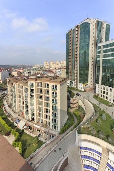 Istanbul sea view apartment 13