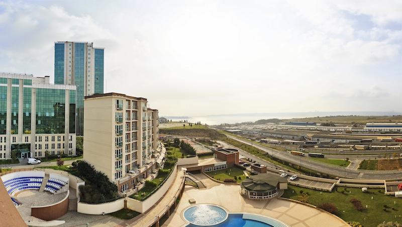 Istanbul sea view apartment 17