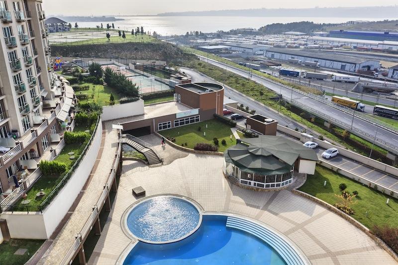 Istanbul sea view apartment 18