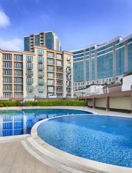 Istanbul sea view apartment 2