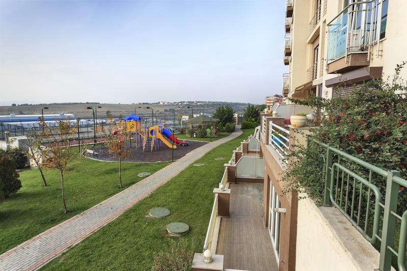 Istanbul sea view apartment 22