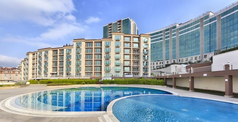 Istanbul sea view apartment 3
