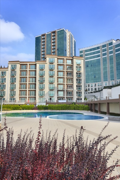 Istanbul sea view apartment 4