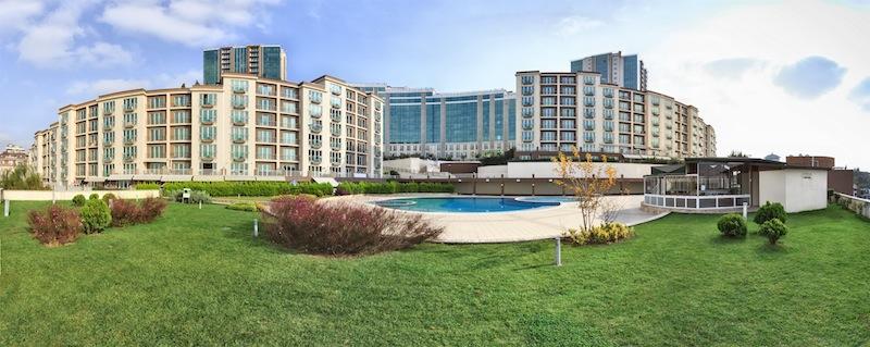 Istanbul sea view apartment 6