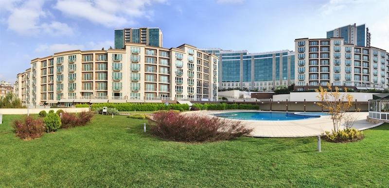 Istanbul sea view apartment 7
