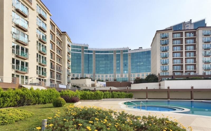 Istanbul sea view apartment 8