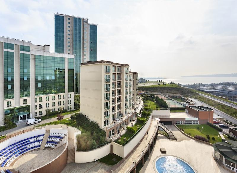 Istanbul sea view apartment 1