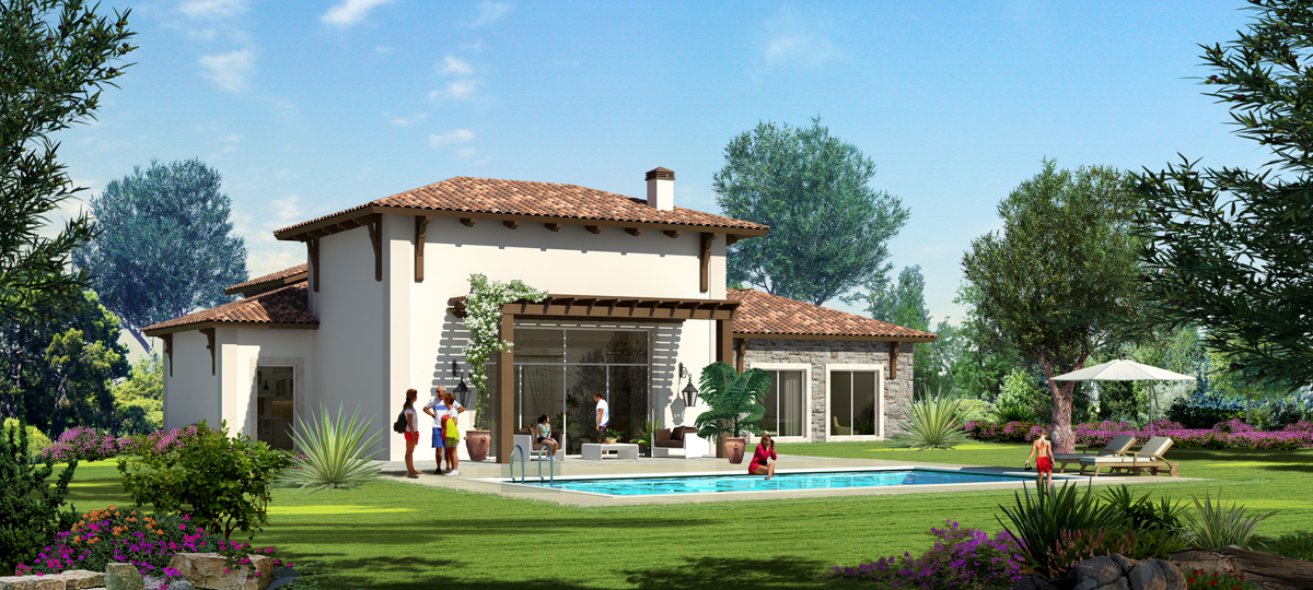 luxury villa house in istanbul turkey 1