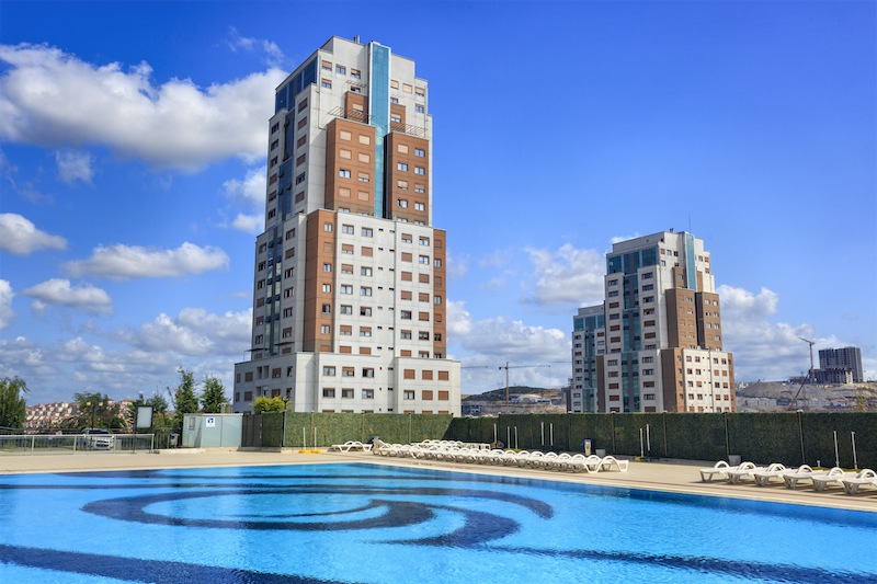 Maximos Modern Apartments In Istanbul 4