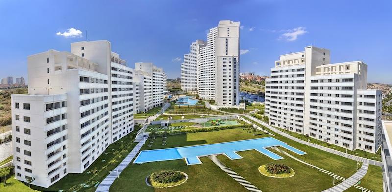 Modern Estate Apartment in Istanbul 6