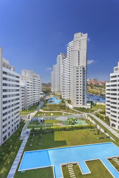 Modern Estate Apartment in Istanbul 7