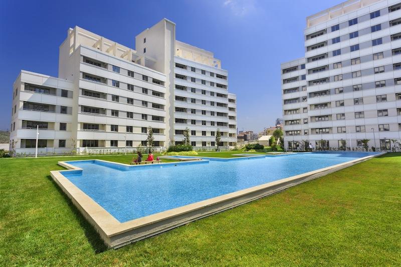 Modern Estate Apartment in Istanbul 1