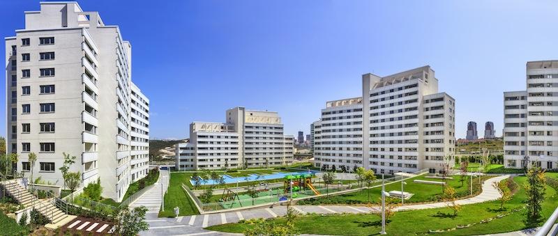 Modern Estate Apartment in Istanbul 10