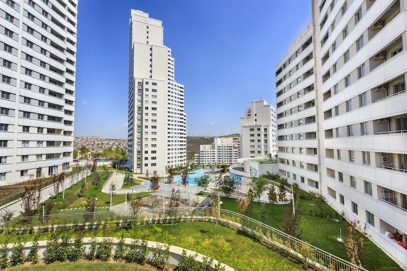Modern Estate Apartment in Istanbul 12