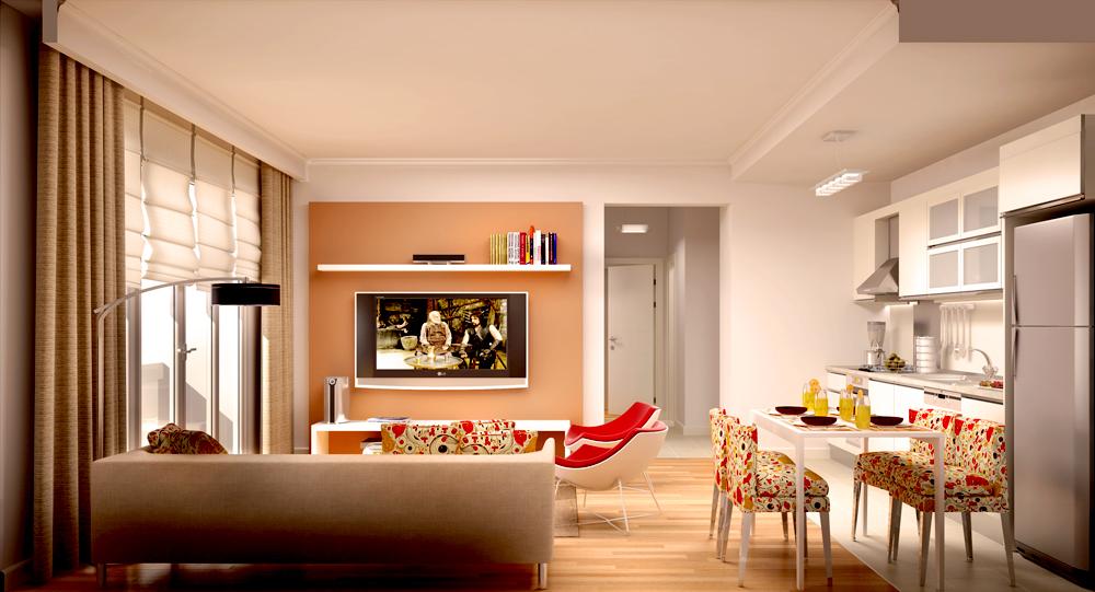 Modern Estate Apartment in Istanbul 27