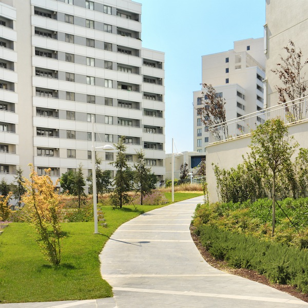 Modern Estate Apartment in Istanbul 2
