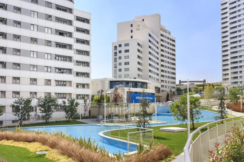 Modern Estate Apartment in Istanbul 3