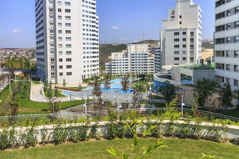 Modern Estate Apartment in Istanbul 5