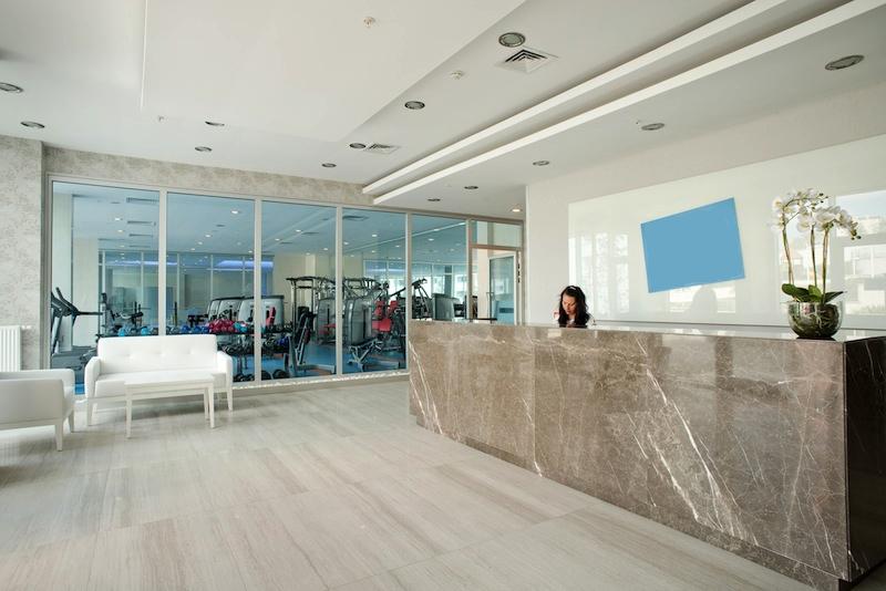 Modern Estate Apartment in Istanbul 23